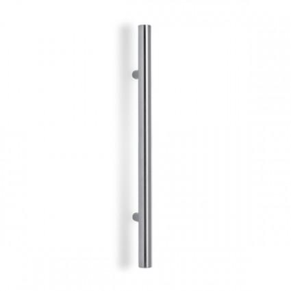 dveřní madlo objektové PH70 přímé- ø 25mm délka 700mm rozteč 500 mm nerez (nerez)