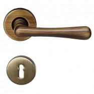 klika Elegant R MC3 -  mosaz bronz česaný