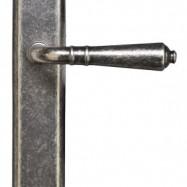kliky - Valencia M69 -  mosaz antik stříbrná