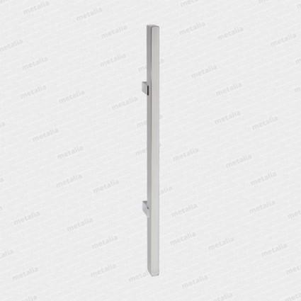 madlo Trentino - 40x20mm délka 600mm rozteč 300 mm nerez (nerez)