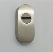 nerezové bezpečnostní rozety oválne 195 Safe 15 mm