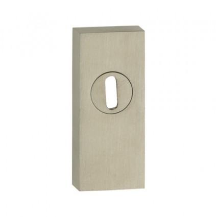 nerezové bezpečnostní rozety hranaté 191 Safe nerez 15 mm