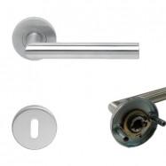 objektové kování Tipo OK M15 - nerez (ušlechtilá ocel matná)