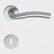klika Salerno R M15 - nerez (ušlechtilá ocel matná)