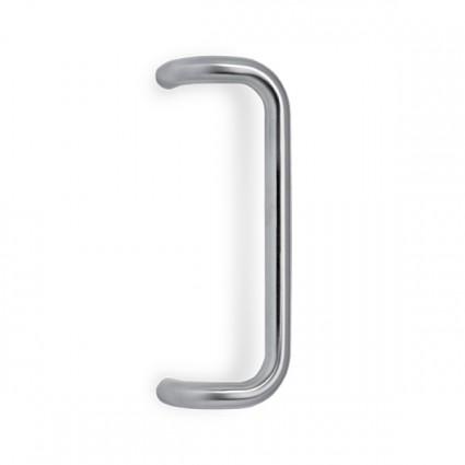 dveřní madlo objektové PH61- ø 32mm délka 332mm rozteč 300 mm nerez (nerez)