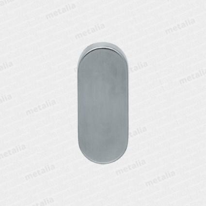 rozeta zaslepovacia 27712BL M15 - nerez (nerez)