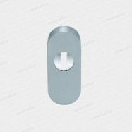 bezpečnostní rozety oválne 92455 Safe 15 mm
