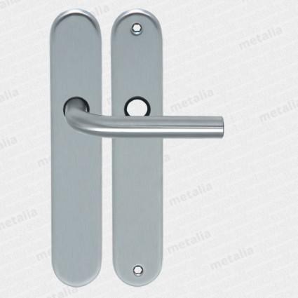 kliky Lido A M15 - nerez (ušlechtilá ocel matná)
