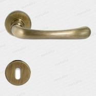 klika - Rossetti Gaia R MC3 - mosaz bronz česaný