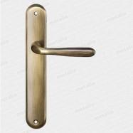 kliky Omega MC3 - mosaz bronz česaný