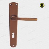 kliky Lux F4 - hliník bronzovaný