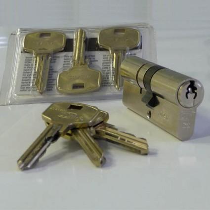 bezpečnostní cylindrická vložka DOM CD - 35/40 mm