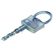 bezpečnostní klíč DOM Diamant