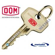 bezpečnostní klíč DOM SV