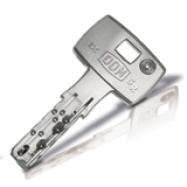 bezpečnostní klíč DOM ix 6SR plus
