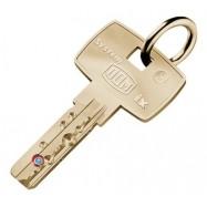 bezpečnostní klíč DOM ix 5KG