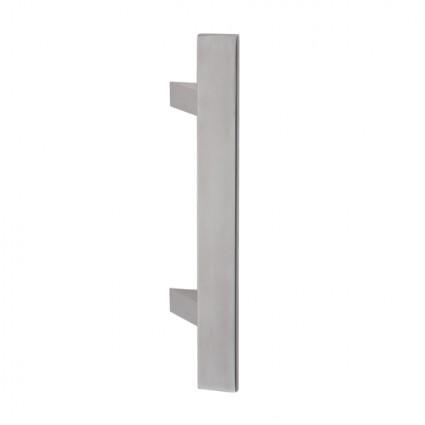madlo Ponte 45°- 40x10 mm délka 800mm rozteč 600 mm nerez (nerez)