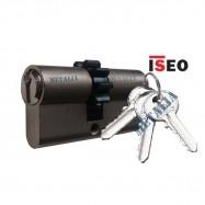 cylindrická vložka ISEO F5 RI10 30/35mm nikl
