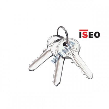 klíč ISEO F5