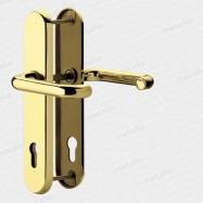 bezpečnostní kování Rossetti 308 52Z 88PZ M1