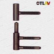 panty 100/15 mm - bronz
