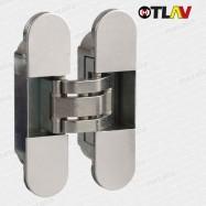 panty skryté 3D nastavitelné INVISACTA 300 Zn na bezfalcové dveře