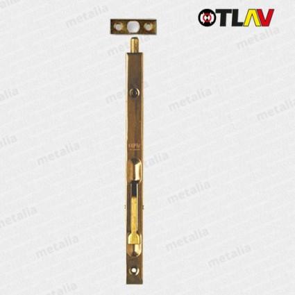 zástrč LC260 - 300 mm žltý pozink