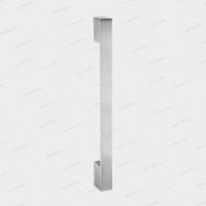 dveřní madlo objektové Design nerez IT11 přímé- ø 30mm délka 610mm rozteč 500 mm nerez (nerez)
